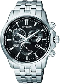 سيتيزن ساعة رسمية للرجال انالوج بعقارب ستانلس ستيل - BL8140-80E