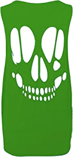 Womens Back Cut Out Sleeveless Baggy T Shirt Vest Top Plus Sizes