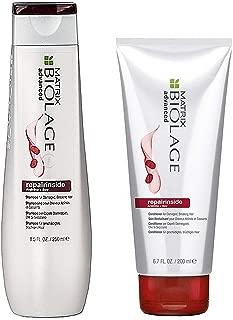 MATRIX By fbb Biolage Advanced Repairinside Set Shampoo and Conditioner, 13.5 oz