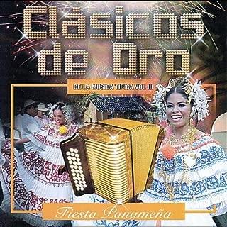Clasicos Oro Musica Tipica Panama 1970-95 3 / Various