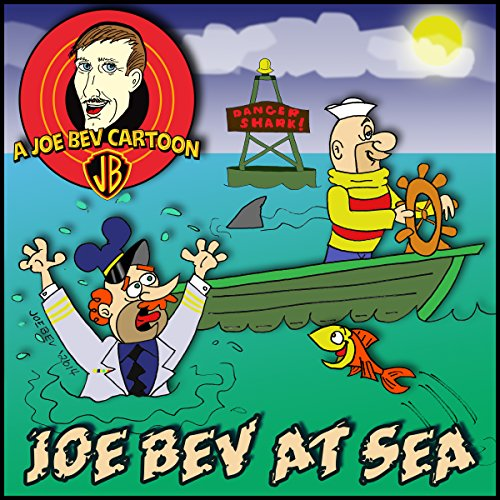 Joe Bev at Sea copertina