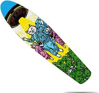 Electric Magic 22 inch Penny Board Sticker Anti Slip Sandpaper Skateboard Special Design Wear Resisting Replace Banana Single Double Rocker