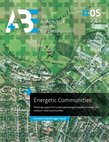 Energetic Communities: Planning support for sustainable energy transition in small- and medium-sized