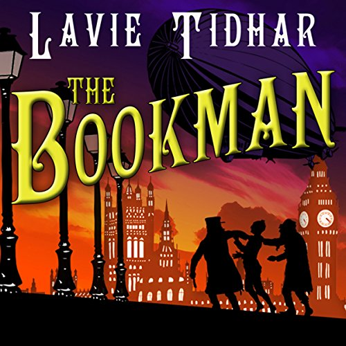 The Bookman cover art