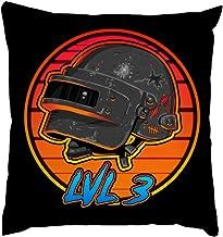 AnFuK Pubg T Shirt Throw Pillowcase Square Pillow Cover 18x18 Inch