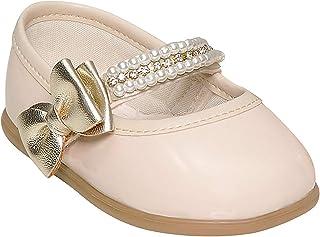 Sapato de Menina Feminino Pimpolho BR Bege