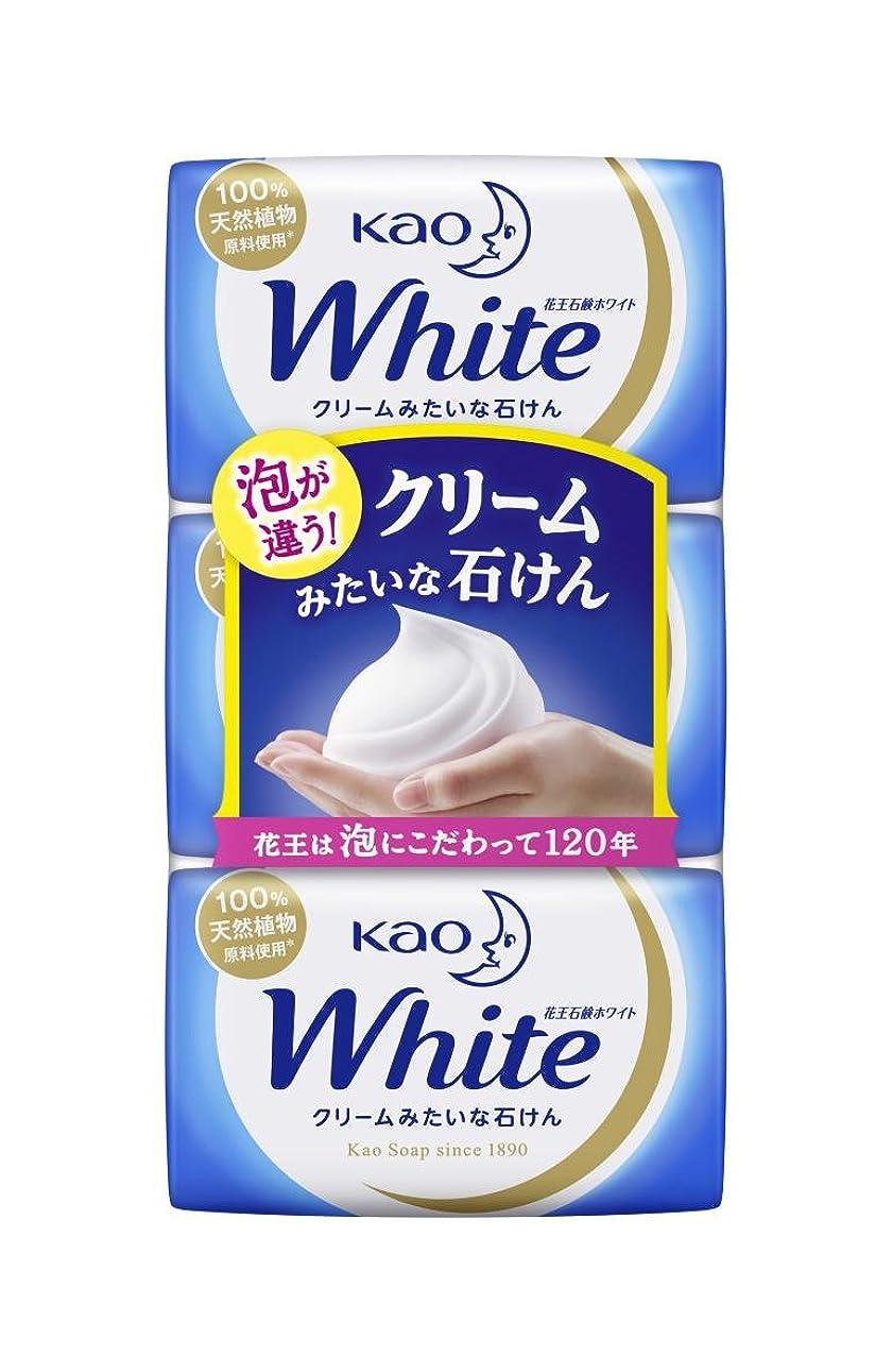 ふけるレッドデート論理花王ホワイト 普通サイズ 3コパック