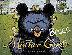 Books and gifts for bear lovers Mother Brice by Ryan T Higgins