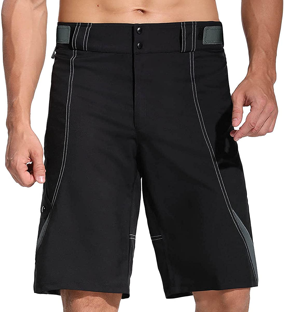 Freetrack Men's Hiking Cargo Dry Omaha Mall Shorts Quick Max 78% OFF Lightweight