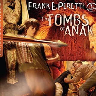 The Tombs of Anak audiobook cover art