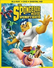 sponge out of water 3d blu ray