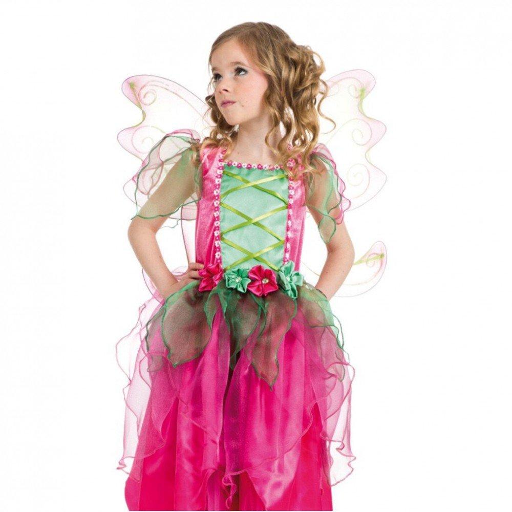 Chaks C4141116 Disfraz de hada, flores, 4-6 años: Amazon.es: Hogar