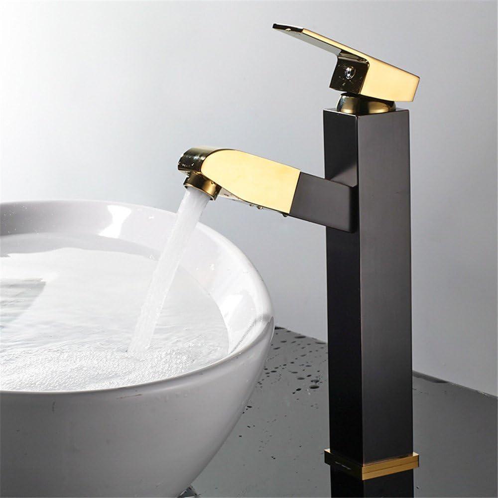 Kitchen Sink Max 55% OFF Tap Super Special SALE held Waterfall Basin Antique Cop Bathroom Brass Taps