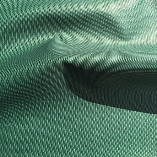Waterproof Fabric 7OZ 14 Colours. Sold by The Meter. 150cm Wide. Used for Outdoor Camp Hiking Seat Cushion Material Gaiters Tent (Bottle Green)