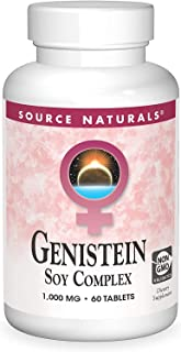 Source Naturals Genistein Soy Complex 1000 Mg