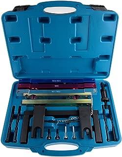 SCITOO Fit BMW N51 N52 N53 N54 N55 New Camshaft Crankshaft Timing Locking Master Tool Kit Timing Chain
