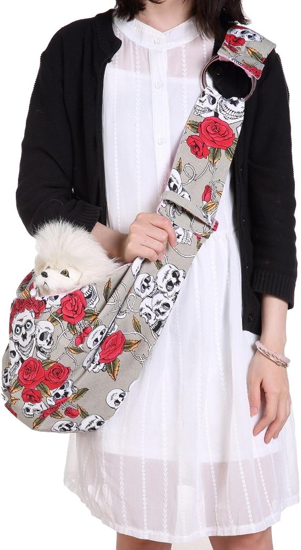 Isali Shoulder Bag Backpack Puppy Dog Carriers Package Comfort Travel Tote Shoulder Bag Pet Backpack  Dog Carriers