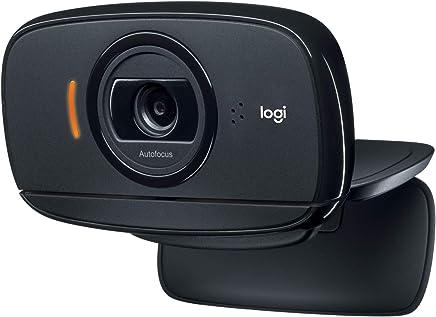 Webcam Logitech C525 Webcam HD Portatile con Messa a Fuoco Automatica, Rapida e con Rotazione Completa a 360 Gradi, Nero - Trova i prezzi più bassi