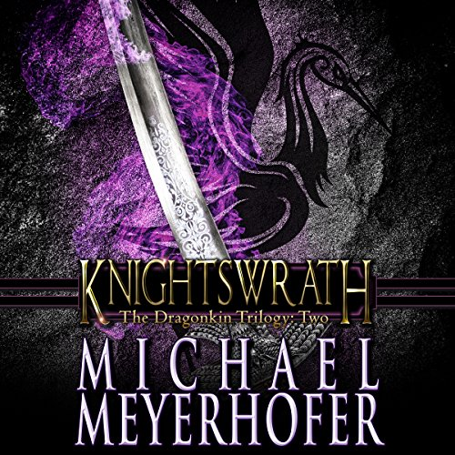 Knightswrath     The Dragonkin Trilogy, Book 2              By:                                                                                                                                 Michael Meyerhofer                               Narrated by:                                                                                                                                 Craig Beck                      Length: 12 hrs and 47 mins     222 ratings     Overall 4.4