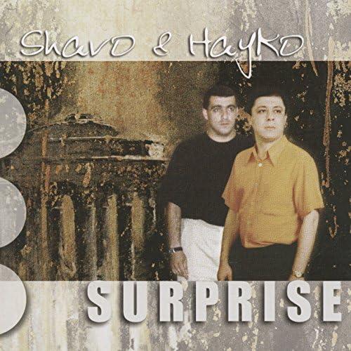 Hayko (Spitakci) Ghevondyan & Shavo