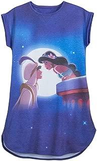 Aladdin and Jasmine Nightshirt for Women Multi