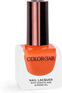 Colorbar Nail Lacquer, Carrots, 12 ml