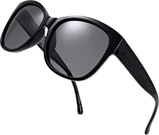 Retro Vintage Cat Eye Butterfly Sunglasses for Women Classic Style - Exquisite Packaging