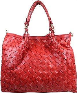 Leatherman Fashion Red Tote Bag