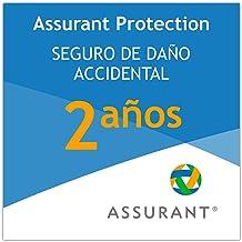 2 años Seguro de daño accidental para un dispositivo audio portátil desde 100 EUR hasta 149,99 EUR