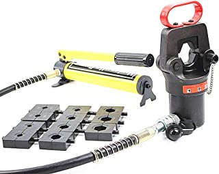 Hydraulic Crimping Tools with Hand Pump 16-400mm.sq Wire Crimping Tools 18 Ton Wire Cable Crimper