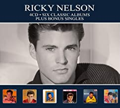 Six Classic Albums Plus Singles/Ricky Nelson