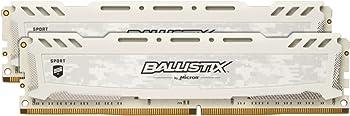 Ballistix Sport LT 16GB DDR4 288-Pin DIMM Desktop Memory