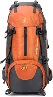 Montania 60L Extra Large Hiking Travel Backpack Camping Backpacks (6 Colors)