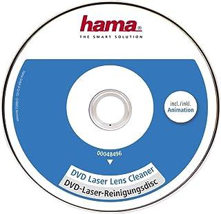 Hama DVD de nettoyage (pour tête de lecture laser, pour enlever la saleté dans les..