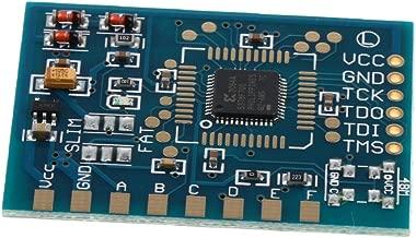 1 Piece Matrix Glitcher V1 RUN Chip Board for Microsoft Xbox 360 & Xbox 360 Slim Motherboard Repair - Blue