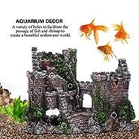 水槽 用 オブジェ アクアリウム 装飾 オーナメント 魚 隠れ家 水槽 水族館 内装