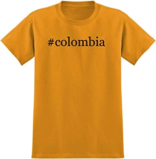 Harding Industries #Colombia - Hashtag Men's Graphic T-Shirt