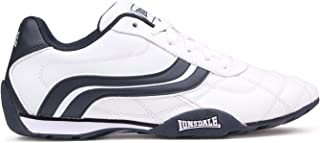 Lonsdale Camden Baskets à lacets décontractées Chaussures pour homme