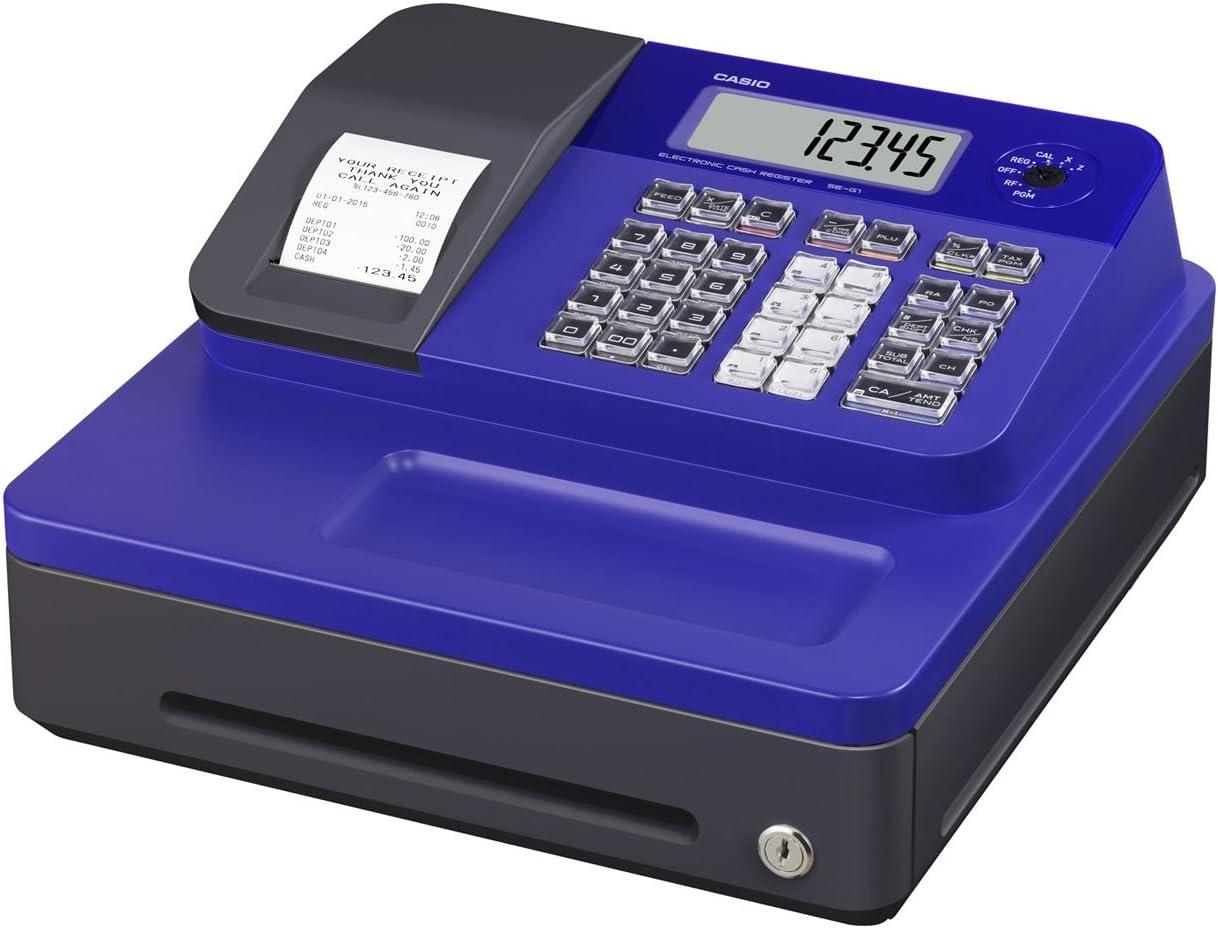 25 Casio 104er 230er 240cr Púrpura Caja Registradora hasta Cartucho De Tinta Cintas