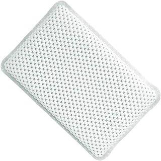 YXHMdd Bathtub Pillow with 7 Powerful Suction Cups,Non-Slip Waterproof Bath Pillow, for Any Size Bathtub Comfort Bath Pillows Home Spa Headrest