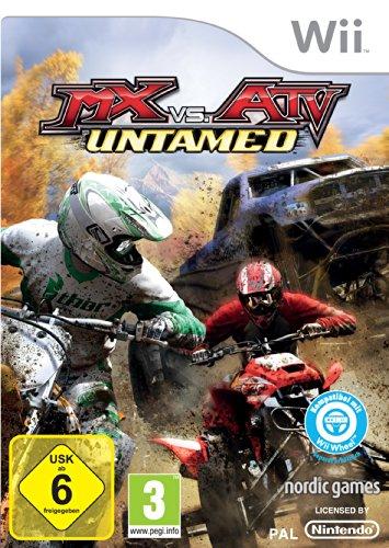 Mx Vs. Atv-Untamed (Wii)