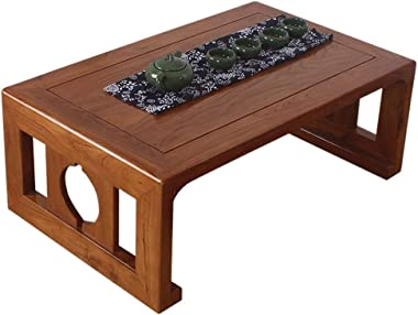 Coffee Table Bay Window Table Lower Table Fashionable Minimalist Table Laptop Table Side Table in Living Room Coffee Table (C