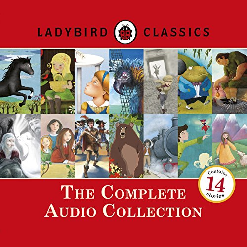 Couverture de Ladybird Classics: The Complete Audio Collection
