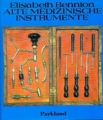 Alte Medizinische Instrumente