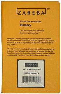 Zareba Solar Fencer 6V Replacement Battery - 4.5