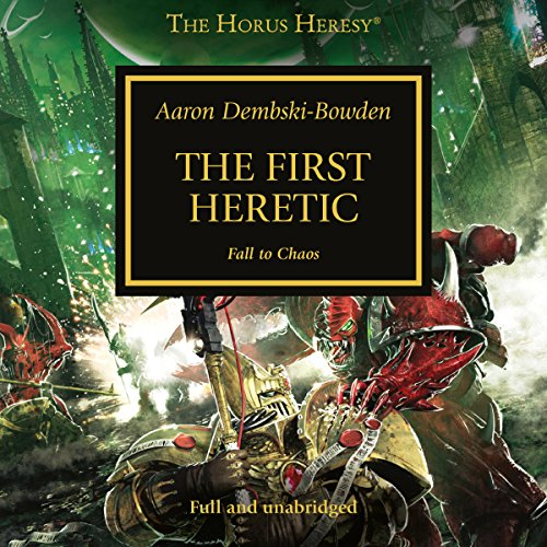 The First Heretic cover art