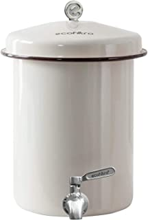 Ecofiltro Purificador y Dispensador de Agua Peltre Mini (05.