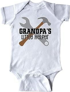 grandpa's little helper onesies