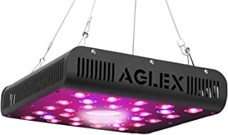 COB 600W LED Grow Light - Full Spectrum LED Plant Grow Lamp with Daisy Chain Veg and Bloom Switch for Hydroponic Greenhouse Indoor Plant Veg and Flower