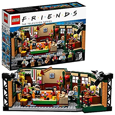 LEGO Ideas 21319 Central Perk Building Kit (1,070 Pieces) from LEGO